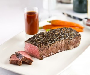Fleming's Peppercorn Steak 2010