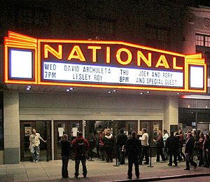 The National - Photo Credit Richmond Times Dispatch
